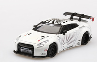 Nissan LB Works GT-R R35 Type1 Rear Wing Version 1+2 () TSM Model 1:64