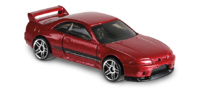 Nissan Skyline GT-R -BCNR33- (1995) Hot Wheels 1/64
