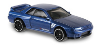 Nissan Skyline GT-R -R32- (1989) Hot Wheels 1/64