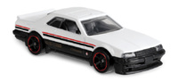 Nissan Skyline RS -R30- (1981) Hot Wheels 1/64
