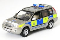 Nissan X-Trail City Police Kensington J-Collection 1/43