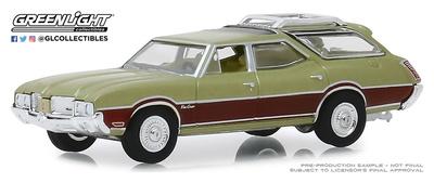 Oldsmobile Vista Cruiser (1971) Greenlight 1/64
