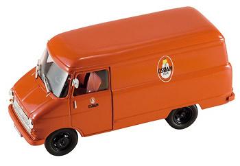 """Opel Blit Kastenwagen A """"Osram"""" (1960) Starline 1/43"""