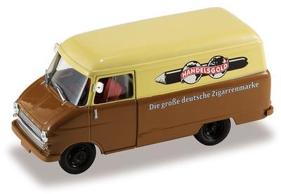 "Opel Blitz Kastenwagen A ""Handelsgold"" (1960) Starline 1/43"