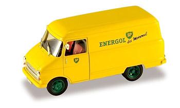 "Opel Blitz Mastenwagen ""BP"" (1960) Starline 1/43"