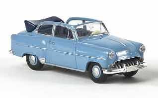 Opel Olympia Rekord Cabrio (1953) Brekina 1/87