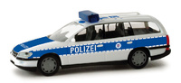 "Opel Omega Caravan""Thuringia police department"" (2000) Herpa 1/87"