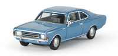 Opel Rekord C Coupé (1967) Brekina 20650 1/87