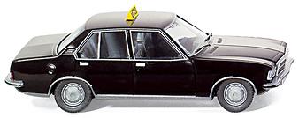 Opel Rekord D Taxi  (1972) Wiking 1/87