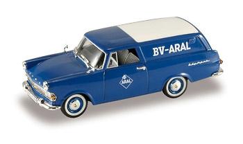 """Opel Rekord P2 Caravan """"Aral"""" (1960) Starline 1/43"""