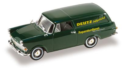 """Opel Rekord P2 Caravan """"Deutz"""" (1960) Starline 1/43"""