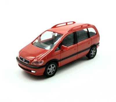Opel Zafira Serie I (1999) Herpa 1/87