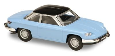 Panhard 24CT (1964) Solido 56701 1/43