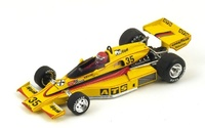 "Penske PC4 ATS ""GP. Holanda"" nº 35 Hans Binder (1977) Spark 1:43"