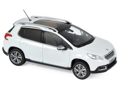 Peugeot 2008 (2013) Norev 1:43