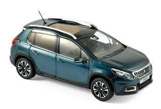 Peugeot 2008 (2016) Norev 1:43
