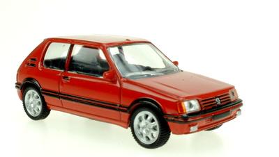 Peugeot 205 GTi (1984) Norev 1/64 (1/53)