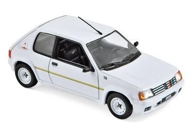Peugeot 205 Rallye (1987) Norev 1/43