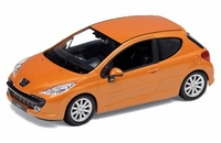 Peugeot 207 (2005) Welly 1:24