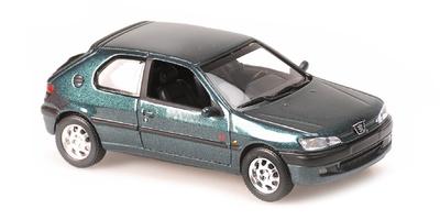 Peugeot 306 (1998) Maxichamps 1/43