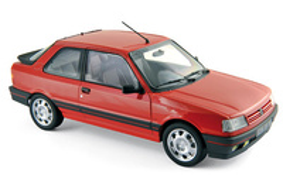 Peugeot 309 Gti (1988) Norev 1:18