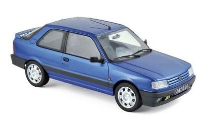 Peugeot 309 Gti16 (1991) Norev 1:18