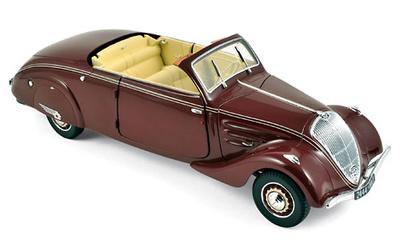 Peugeot 402 Eclipse (1937) Norev 1/18