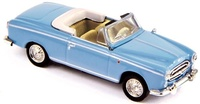 Peugeot 403 Cabriolet (1957) Norev 1/87