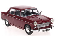 Peugeot 404 (1965) RBA Entrega 10 1:43