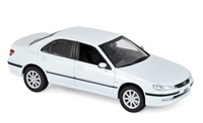 Peugeot 406 Berlina (2003) Norev 1/43