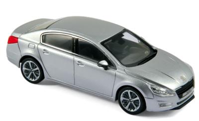 Peugeot 508 (2012) Norev 1:43