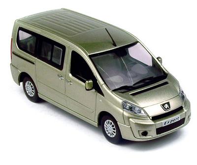 Peugeot Expert Combi Norev 1/43
