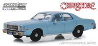 "Plymouth Fury ""Christine"" Detective Junkin's (1977) Greenlight 1/43"