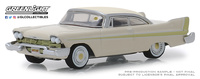 Plymouth Fury Golden Beige (Kissimmee) 1958 Greenlight 1/64