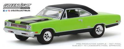 Plymouth HEMI GTX (1969) Mecum Auctions Louisville 2018 Greenlight 1/64