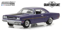 Plymouth Road Runner - Graveyard Carz (1970) Greenlight 1/64