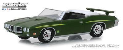 Pontiac GTO Judge Ram Air IV - lote 1452 (1970) Greenlight 1/64