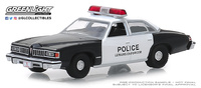 Pontiac LeMans - Policía Ejecutiva (1977) Greenlight 1/64
