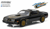"Pontiac Trans Am ""Smokey and the Bandit"" (1977) Greenlight 1/24"