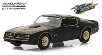 "Pontiac Trans Am ""Smokey and the Bandit"" (1977) Greenlight 1/43"