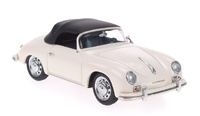 Porsche 356A Cabriolet (1955) Schuco 1/43