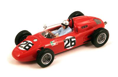 "Porsche 718 ""GP. Alemania"" nº 26 Nino Vaccarella (1962) Spark 1:43"