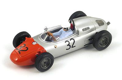 "Porsche 718 ""GP. Alemania"" nº 32 Heini Walter (1962) Spark 1:43"
