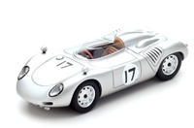 "Porsche 718 RSK ""GP. USA"" nº 17 Harry Blanchard (1959) Spark 1:43"