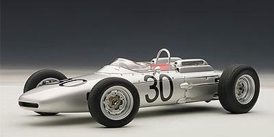 "Porsche 804 F1 ""GP. Francia"" nº 30 Dan Gurney (1962) Autoart 1:18"