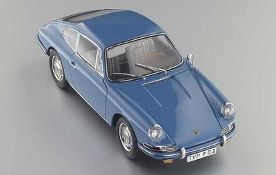 Porsche 901 Coupé (1964) CMC 1/18