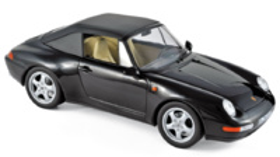 Porsche 911 Cabriolet -993- (1993) Norev 1:18