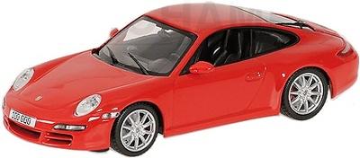 "Porsche 911 Carrera S ""100.000 Porsche 911"" -997- (2004) Minichamps 1/43"