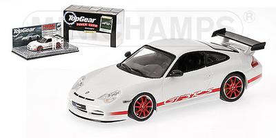 """Porsche 911 GT3 RS """"Top Gear"""" (2009) Minichamps 1/43"""
