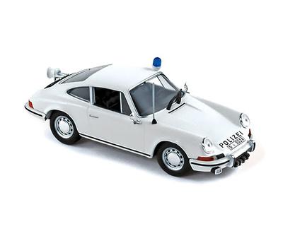 Porsche 911 S Polizei (1973) Norev 1/43